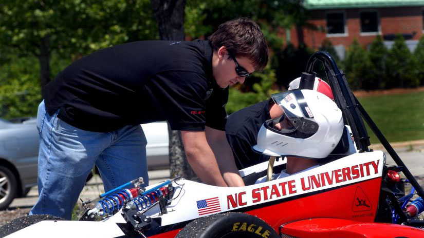 Master of Science in Mechanical Engineering at NC State Engineering Online