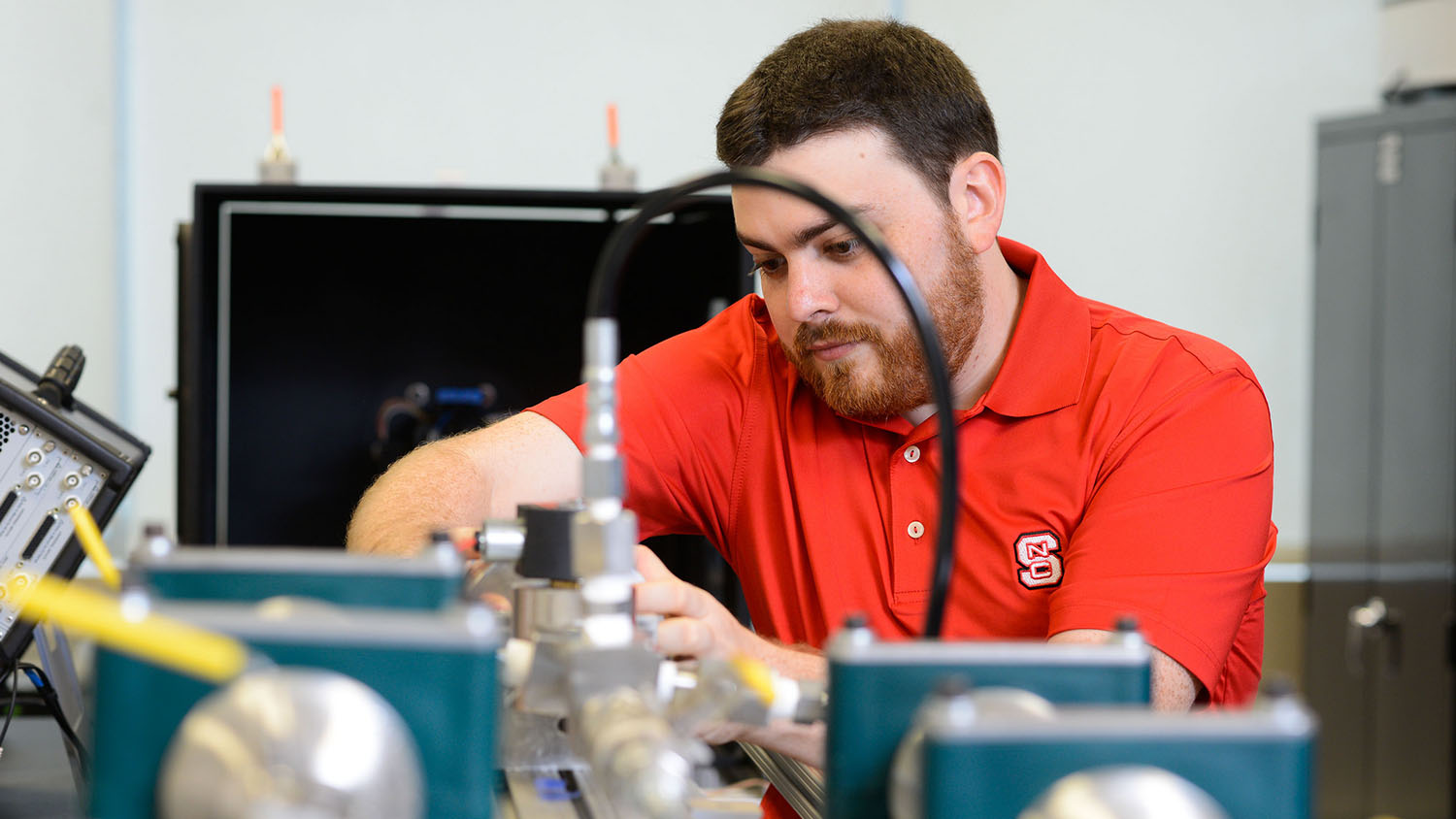 A working professional engineer at NC State