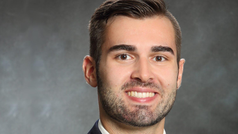 Daniel Horn, an Engineering Online student.