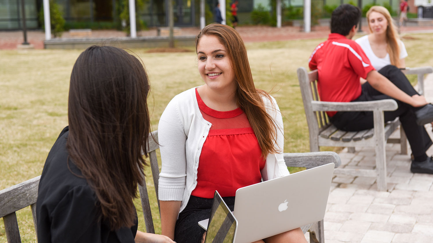 Working professionals in the Engineering Online program at NC State.